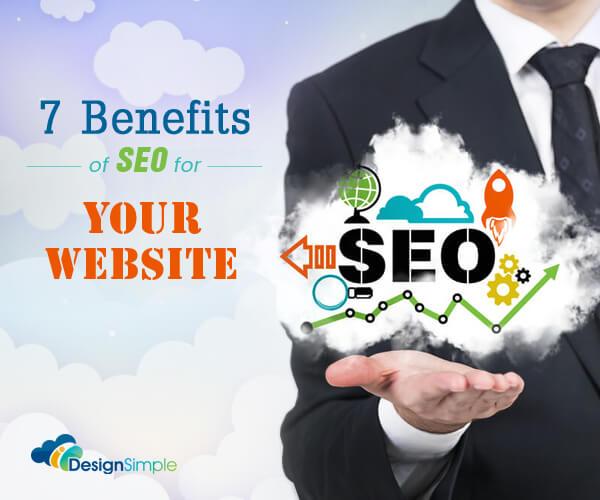 7 Benefits of SEO For Your Website  - blog 14062018 - Blog