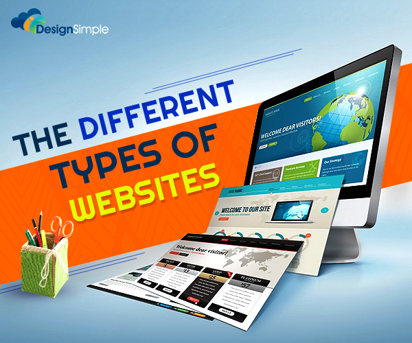 What are the different types of websites?  - Blog 24022019 - Blog